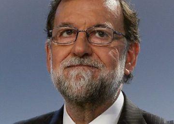 """Rajoy: """"No tengo sucesores ni delfines"""""""
