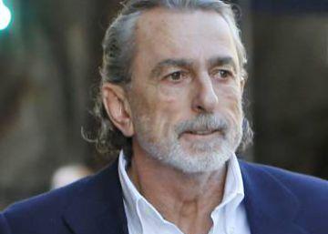 """El juez ve """"delictiva"""" la financiación del PP valenciano en 2007 y 2008 con Camps"""