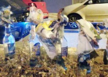 Jóvenes de La Línea tienden una emboscada a la Policía