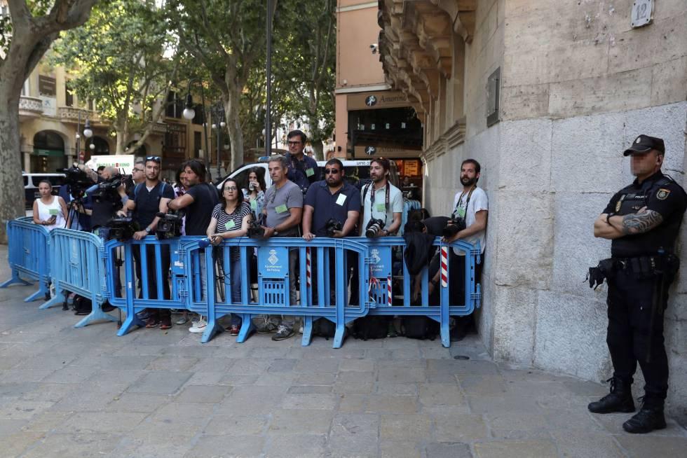 audiencia palma cinco días urdangarin entrar prisión
