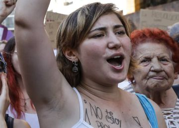"""La víctima de La Manada: """"Contadlo. Hacedlo como queráis, pero contadlo"""""""