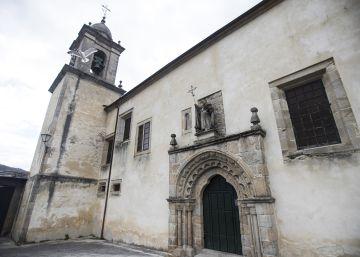 Las rencillas entre dos bandos de monjas cierran un convento en Lugo