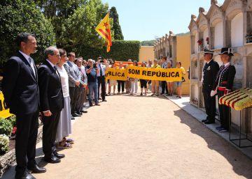 La distensión con Madrid abre fisuras en el independentismo