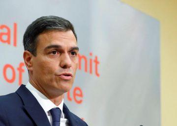 Sánchez viaja a Canadá y EE UU para recuperar iniciativa y reforzar su imagen de líder progresista