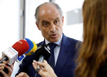 La fiscalía pide imputar a Francisco Camps en una pieza del 'caso Gürtel'