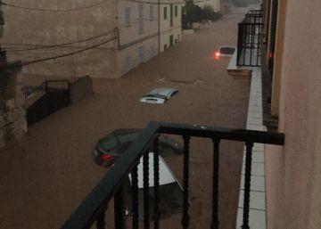 Dos muertos en Mallorca tras una fuerte tromba de agua que causa importantes desperfectos