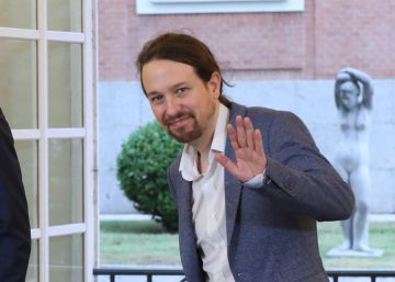 """Pablo Iglesias: """"Los presupuestos son el inicio de una nueva etapa en la política económica de España"""""""