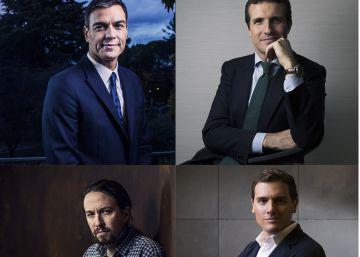 Los cuatro grandes partidos apoyan reformas notables de la Constitución