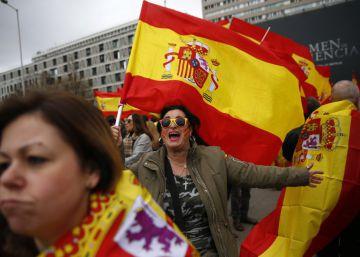 La España venida arriba