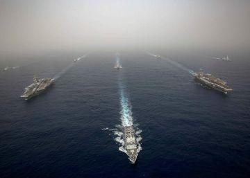 Washington traslada informalmente a Madrid su malestar por la retirada de la fragata