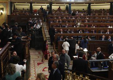 El bloqueo fomenta la falta de control al Gobierno en el Congreso