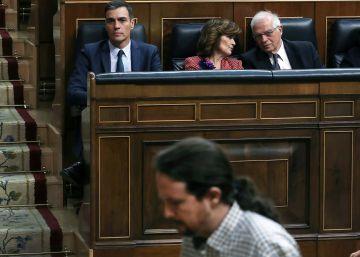 Directo | Sesión de control al Gobierno en el Congreso de los Diputados
