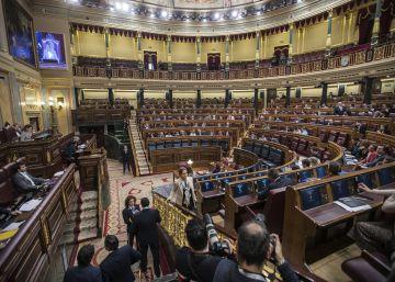 Los ministros del PSOE dejarán sus escaños y los de Unidas Podemos seguirán