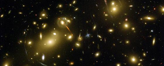 Cúmulo galáctico