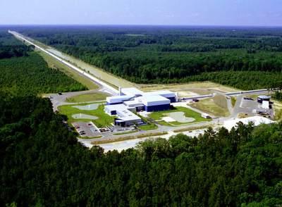 Detector LIGO de ondas gravitatorias
