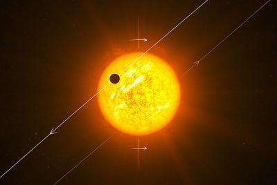 Planetas de otras estrellas