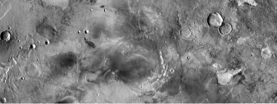Mapa marciano