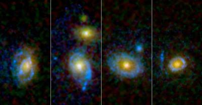 Galaxias con anillos