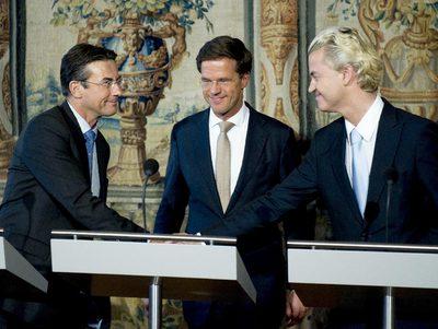 El nuevo Gobierno holandés de centro derecha prohibirá por completo el uso del 'burka'