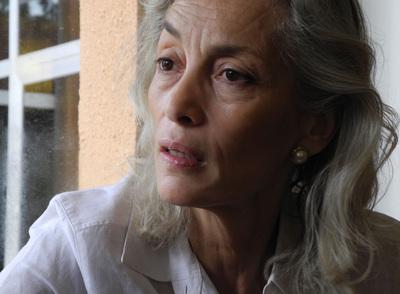 La cineasta egipcia Jihan El Thari