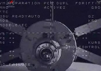 Control del Johannes Kepler