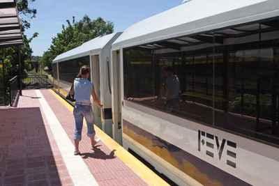 Proyecto de tren solar