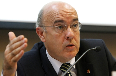 El consejero de Sanidad catalán, Boi Ruiz