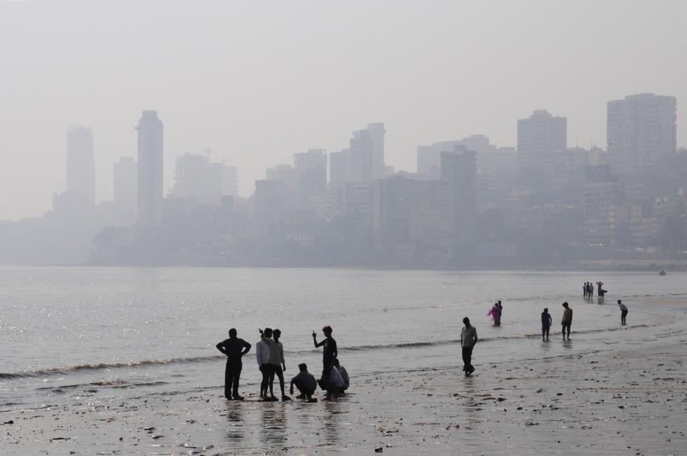 Bombay en gris