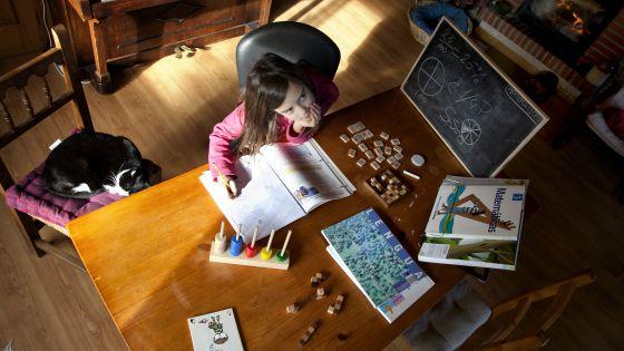 La educaci n en casa a sla y adoctrina vida artes el pa s - Educar en casa ...