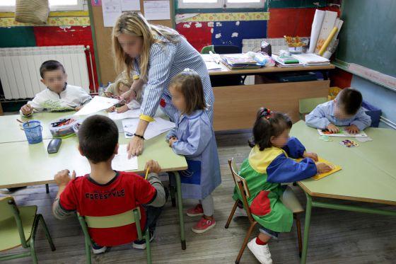 Galicia agrupar en la misma aula a ni os de 6 a 12 a os for Aula virtual generalitat valenciana