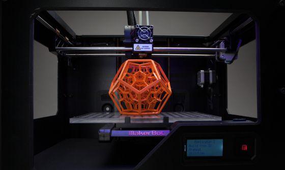 Las impresoras 3d llevan la f brica a casa sociedad el for Impresora 3d laser