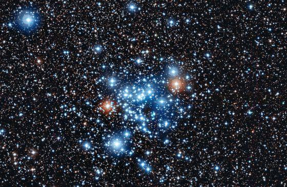 Un nuevo tipo de estrellas variable sorprende a los astrónomos ...