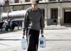 El agua vuelve al grifo público