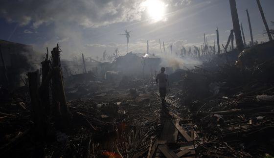 ALARMANTE INFORME DE LA OMM ADVIERTE DE CONSECUENCIAS ATERRADORAS DEL CAMBIO CLIMATICO