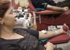 Criba de las donaciones de sangre para evitar enfermedades tropicales