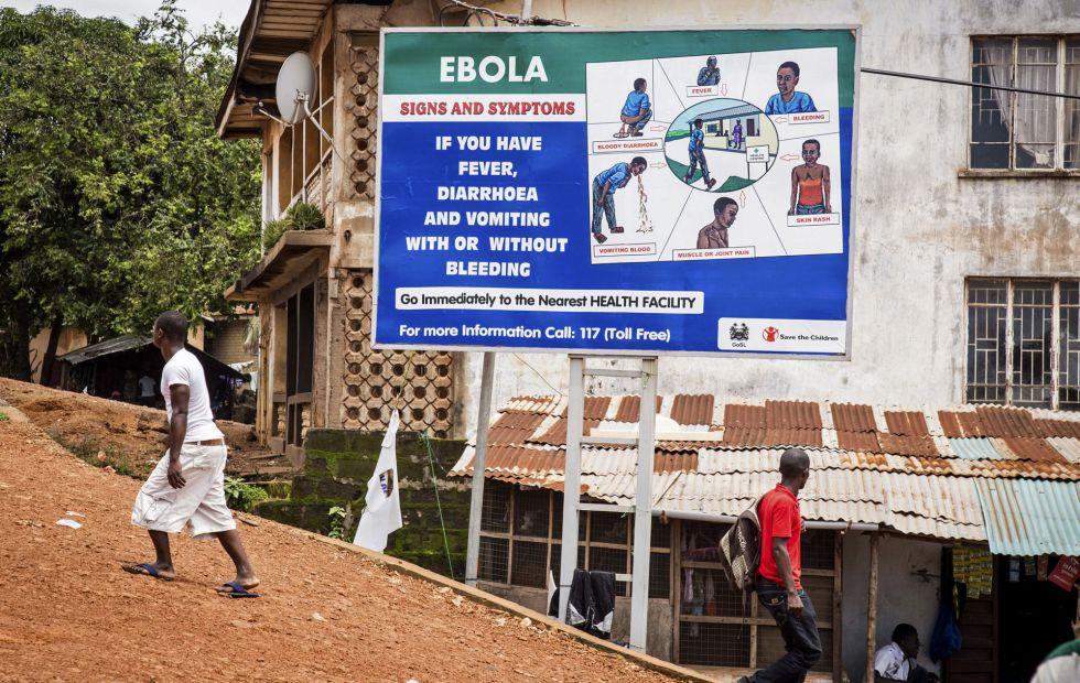 Virus Ébola, miles de personas muertas en África: Guinea, Liberia, Sierra Leona, Nigeria, Mali, República Democrática del Congo... 1407482139_509227_1407482793_noticia_grande