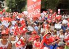Los antiabortistas amenazan a Rajoy con retirar su voto