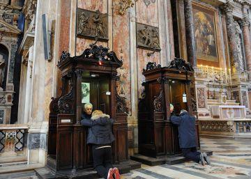 Los escándalos de pederastia desafían al secreto de confesión