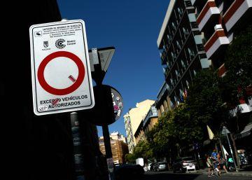 La Fiscalía investiga si hubo una infracción penal en la paralización de Madrid Central