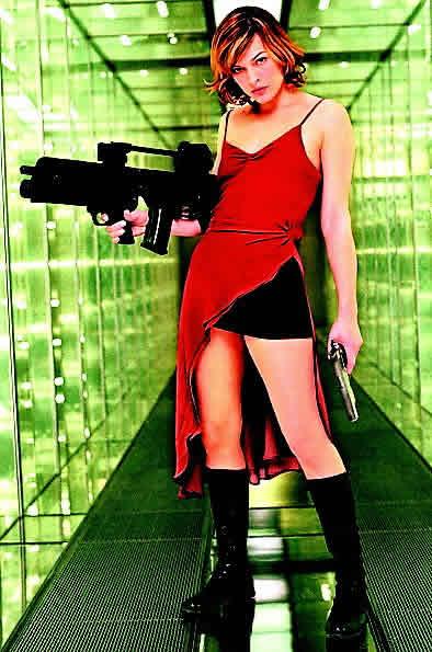 El tamaño de los pechos en la evolución humana Milla_Jovovich_pelicula_Resident_Evil