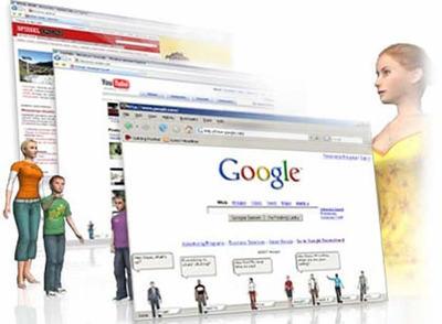 El usuario sólo tiene que descargarse un software y elegir uno de los avatares con el que quiere ser representado