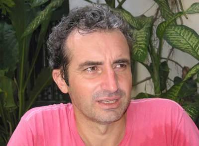 El cineasta Mariano Barroso