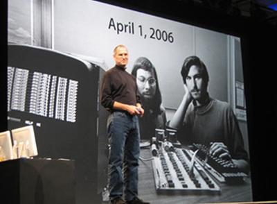 Wozniak dispuesto a volver a Apple