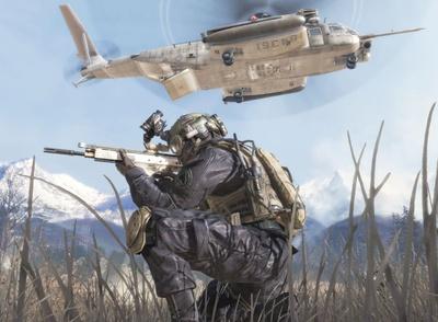 'Modern Warfare 2'