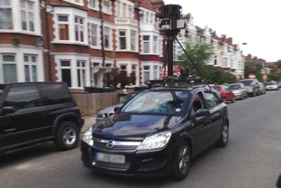 Crecen los problemas de Street View en Europa