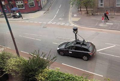 Reino Unido perdona a Street View