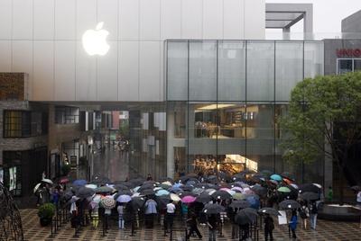 Disputa por la marca iPad en China