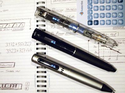 El bolígrafo inteligente