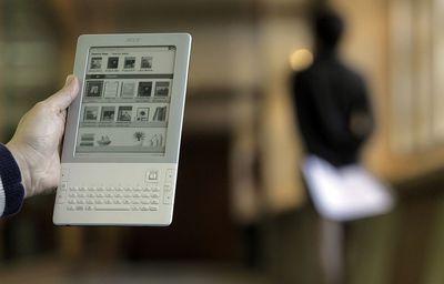 Acer presenta su Kindle