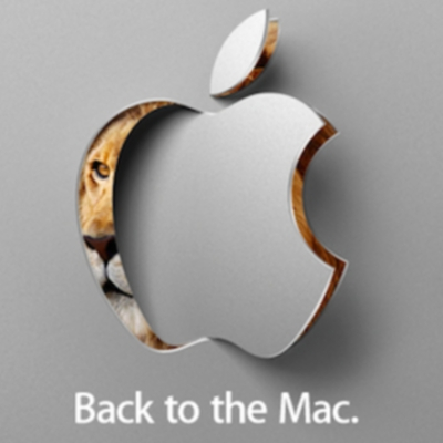 Imagen del evento back to the mac